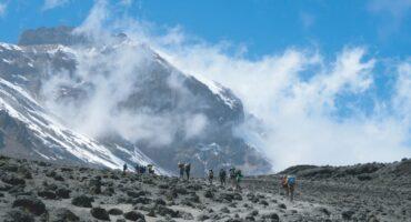 Las nieves del Kilimanjaro