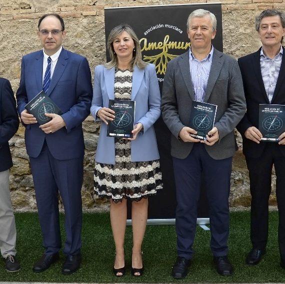 Las pymes y grandes empresas familiares de la Región de Murcia generan el 61% del empleo en el sector privado