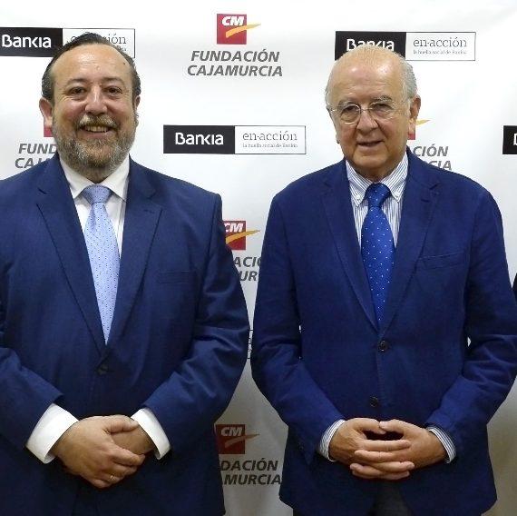Bankia y Fundación Cajamurcia colaboran con la Fundación Asociación de la Prensa de la Región de Murcia