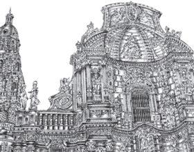 La Catedral de Murcia vista en 360º