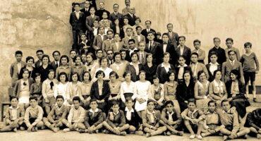 Memoria del primer instituto de Lorca