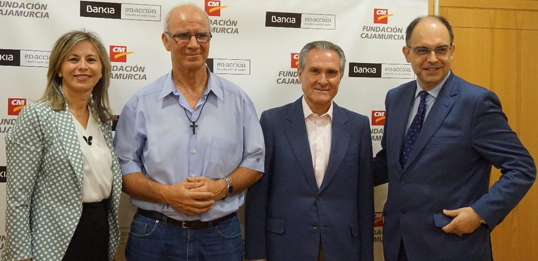 Bankia y Fundación Cajamurcia apoyan  el Centro de Acogida OIKÍA en Bolivia