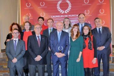 Fundación Cajamurcia, premio 'Laurel de Murcia Extraordinario'
