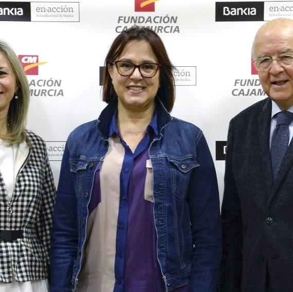 Bankia y Fundación Cajamurcia colaboran con el IMAS en programas de atención social de mayores de la Región