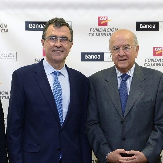Bankia y Fundación Cajamurcia colaboran con el Ayuntamiento de Murcia en la mejora de los Centros Sociales de Mayores