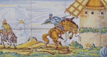 Cervantes y el Quijote en la narrativa española del siglo XXI