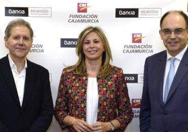 Bankia y Fundación Cajamurcia renuevan su apoyo a la Asociación de la Prensa Deportiva