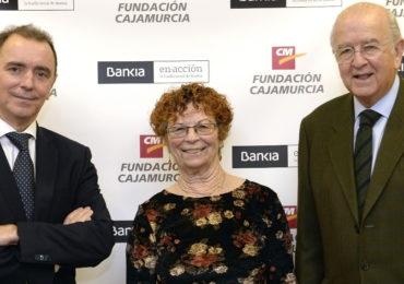 Bankia y Fundación Cajamurcia apoyan a las asociaciones AFAMUR y AFAL