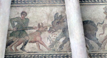 Lujo y ostentación en una residencia rural romana singular