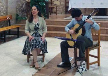 """El dúo """"Hispania: verso y madera"""" presenta su primer trabajo discográfico con el título """"Los caminos de la mística"""""""