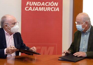 La Fundación Cajamurcia renueva su apoyo a Cáritas Diocesana
