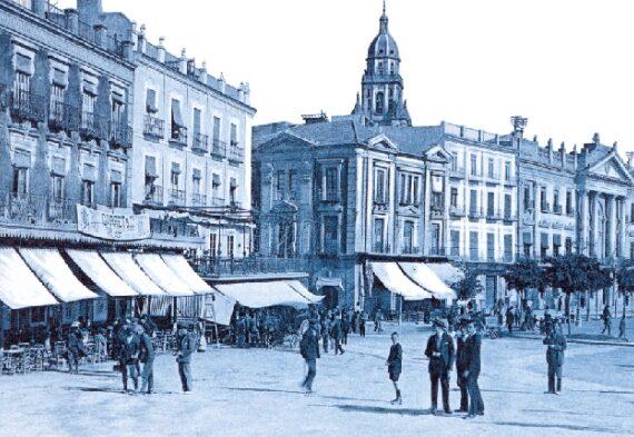 Un paseo por la Murcia de los años veinte: Las postales de Roisin