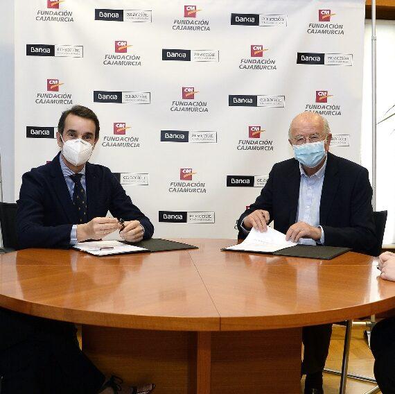 Bankia y Fundación Cajamurcia renuevan su compromiso  con el Museo Salzillo