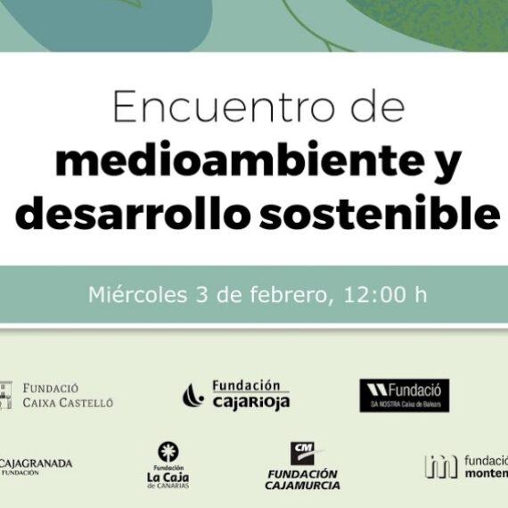 Encuentro de medio ambiente y desarrollo sostenible