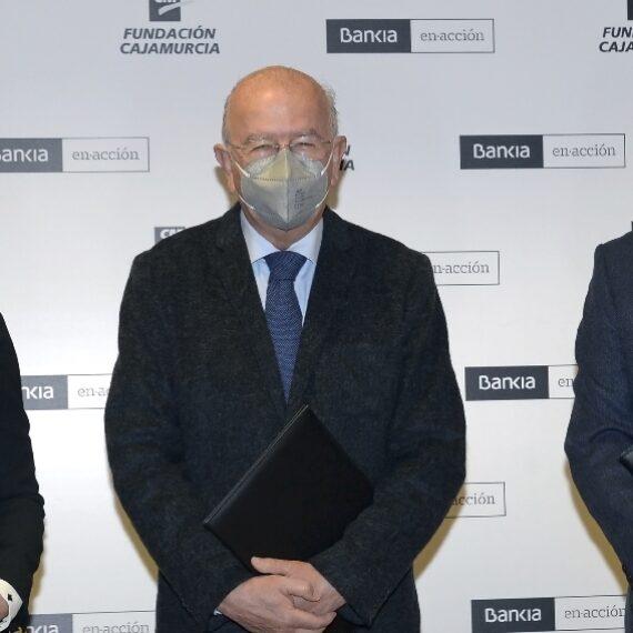 Bankia aporta 610.000 euros a Fundación Cajamurcia para impulsar programas sociales, culturales y medioambientales en la Región