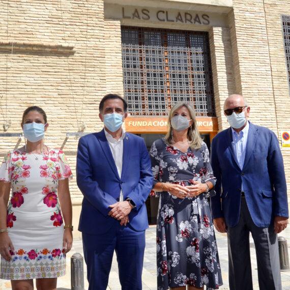 Fundación Cajamurcia y CaixaBank colaboran con el Ayuntamiento de Murcia en la mejora de los Centros Sociales de Mayores