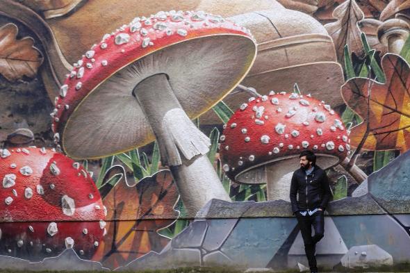 Arte urbano. Un museo en nuestras calles